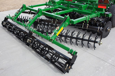 TRUE VERTICAL TILLAGE MACHINE